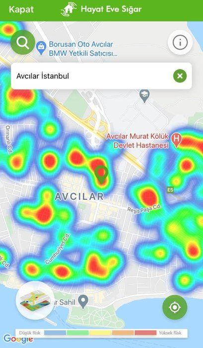 İstanbul'da hangi ilçede koronavirüs azaldı? hangisinde arttı? - Sayfa 4