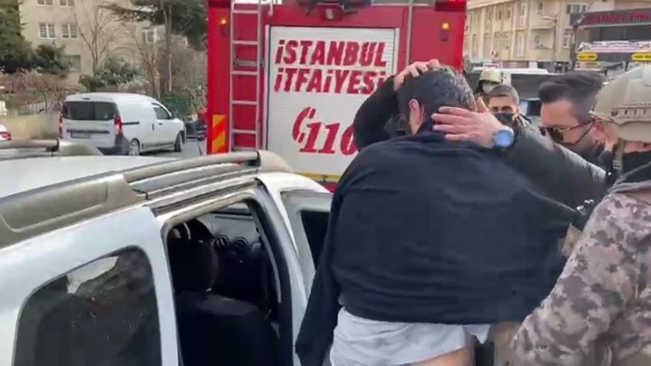 Ataşehir'de gergin dakikalar: Özel Harekat geldi
