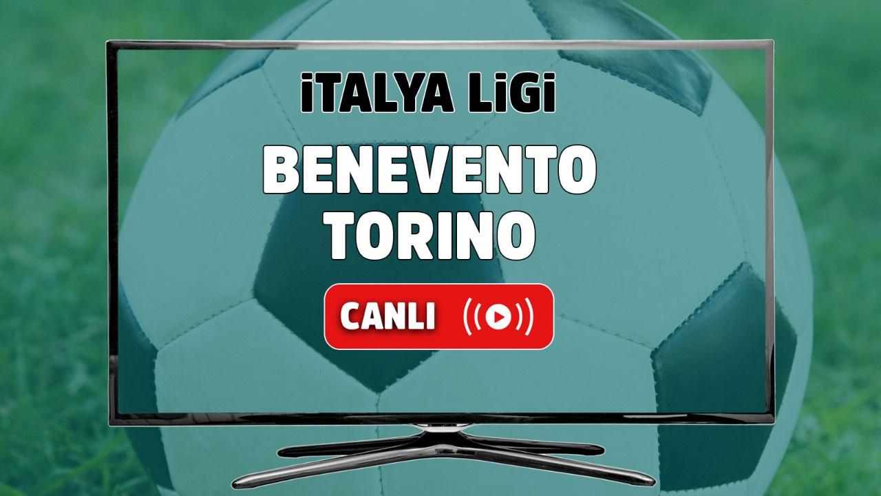 Benevento - Torino Canlı