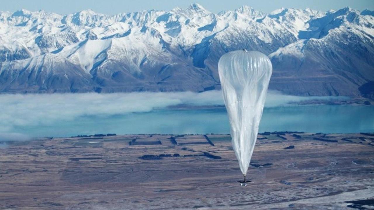 Google'ın 'internet balonu' projesi patladı!