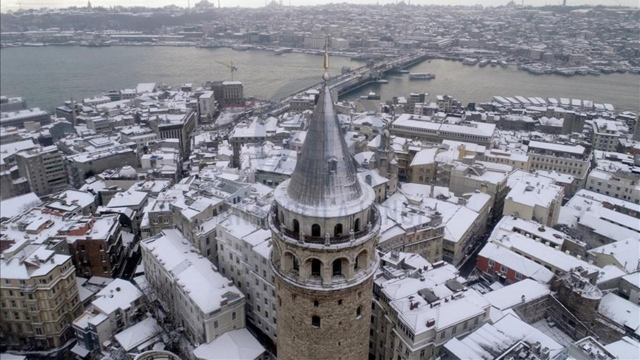Meteoroloji açıkladı: Kar İstanbul'a geri geliyor
