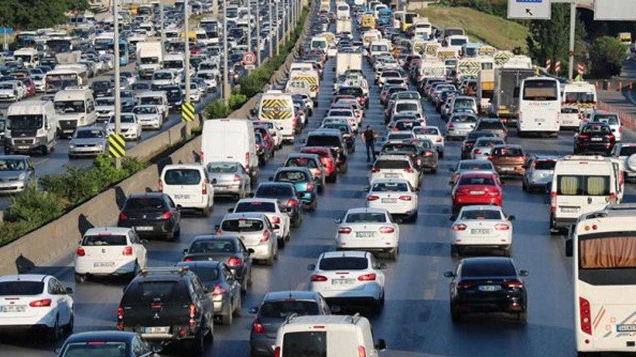 İstanbul'da şaşırtan trafik! Nedeni ortaya çıktı