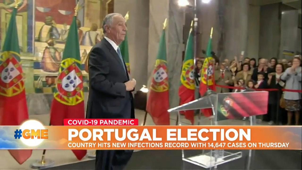 Portekiz'de seçim sonuçları: Sousa kazandı