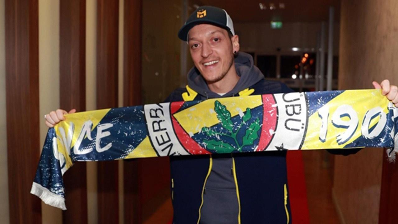 Fenerbahçe, Mesut Özil'in maliyetini açıkladı!
