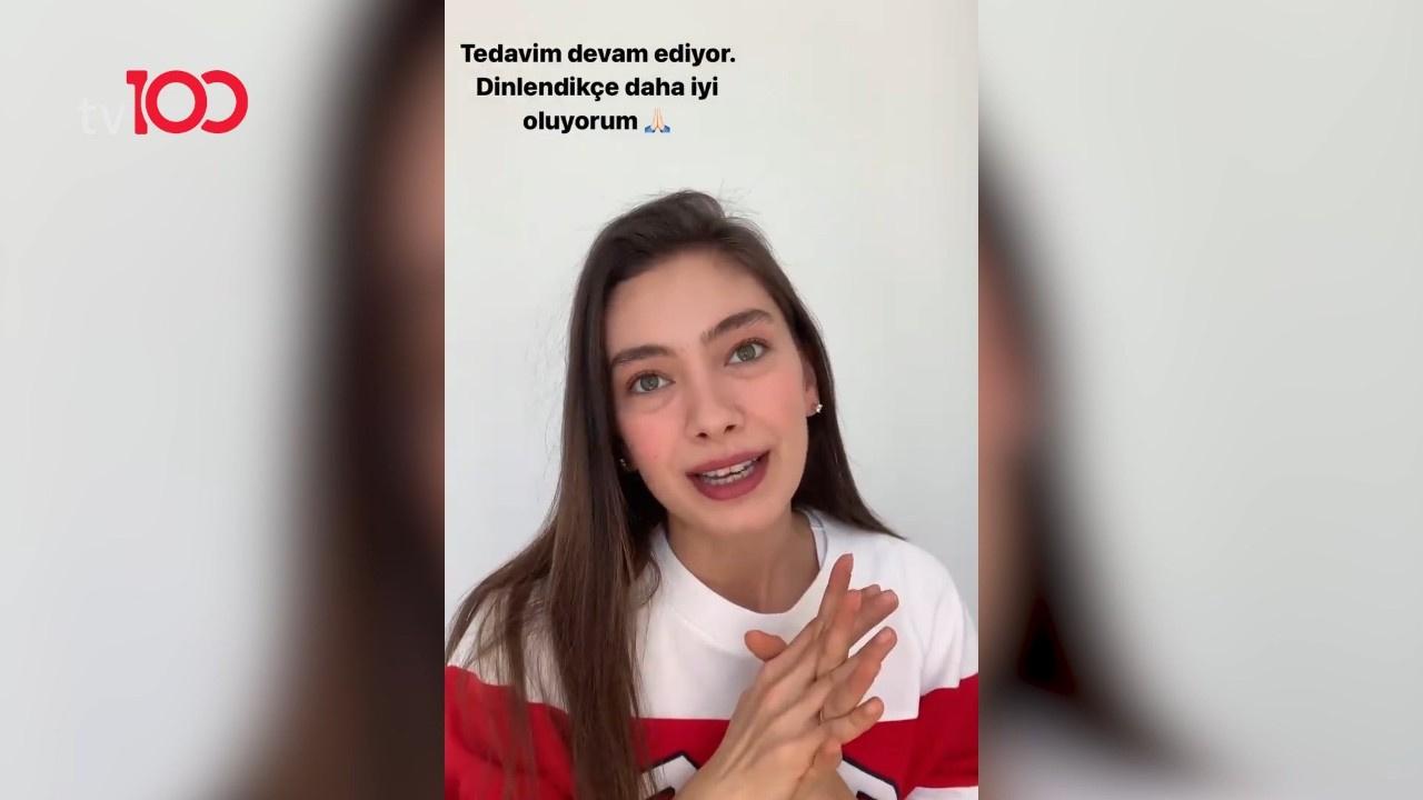 Neslihan Atagül'den açıklama!