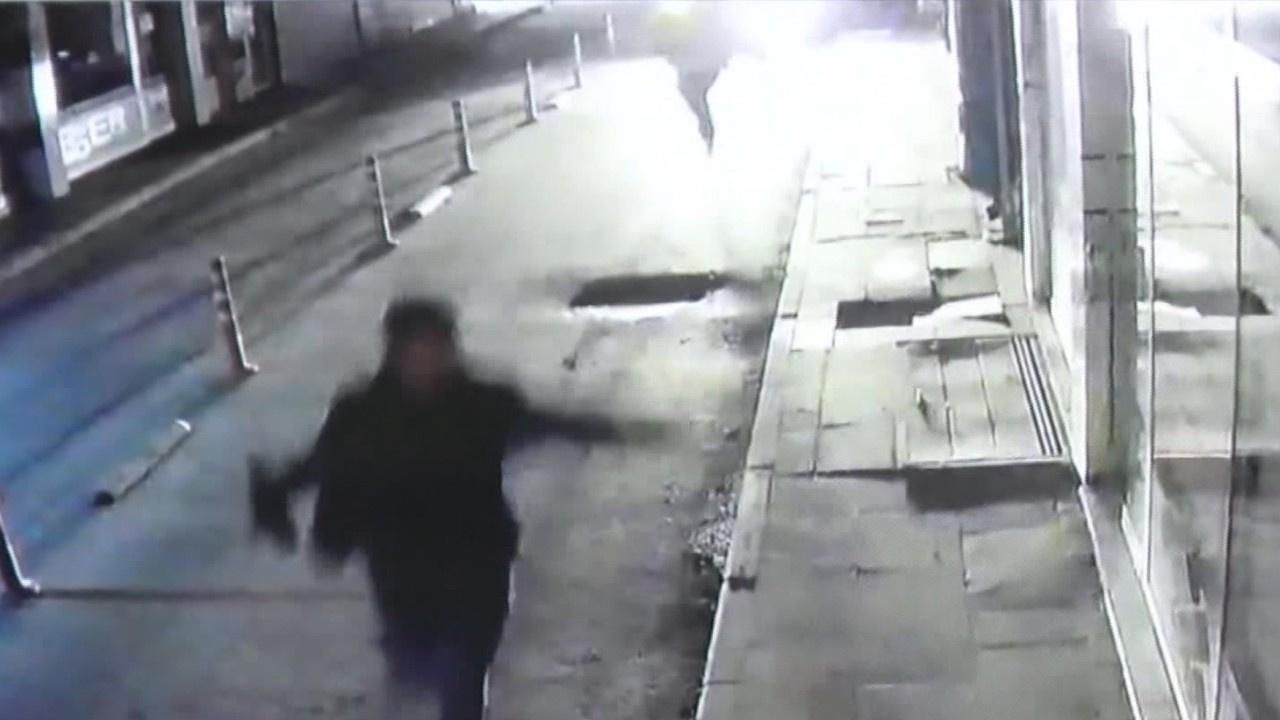 Elinde tüfekle polisten kaçmaya çalıştı!