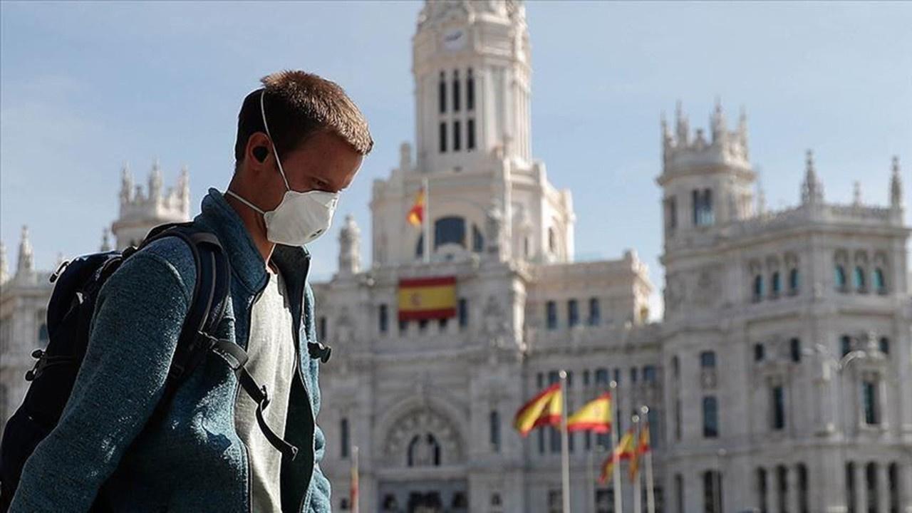 İspanya'da durum çok ciddi: 767 ölüm, 90 bin vaka