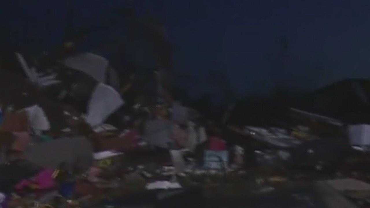 ABD'de fırtına ve kasırga felaketi