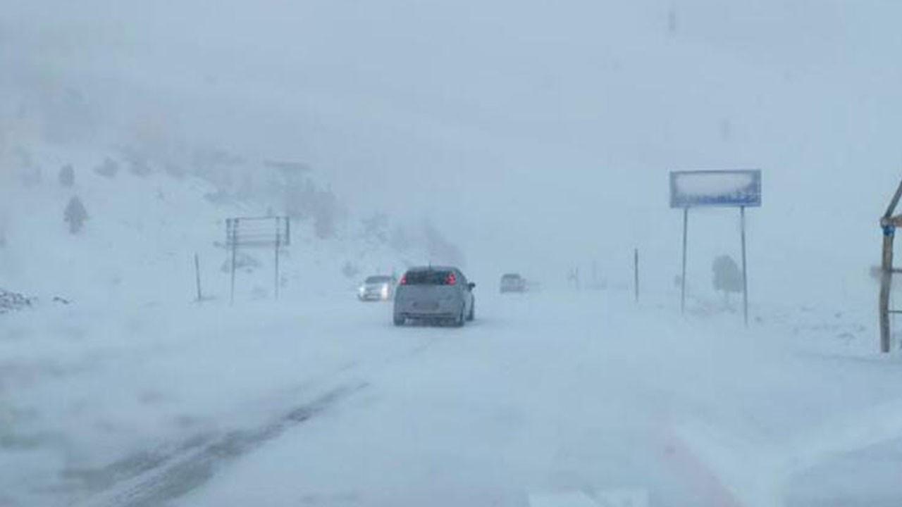 Meteoroloji uyardı! Kar, Boran, Fırtına...