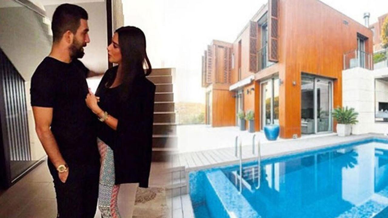 Arda Turan'ın yeni evinin fiyatı dudak uçuklattı