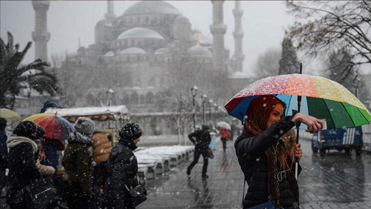 Prof. Dr. Orhan Şen'den flaş kar yağışı açıklaması