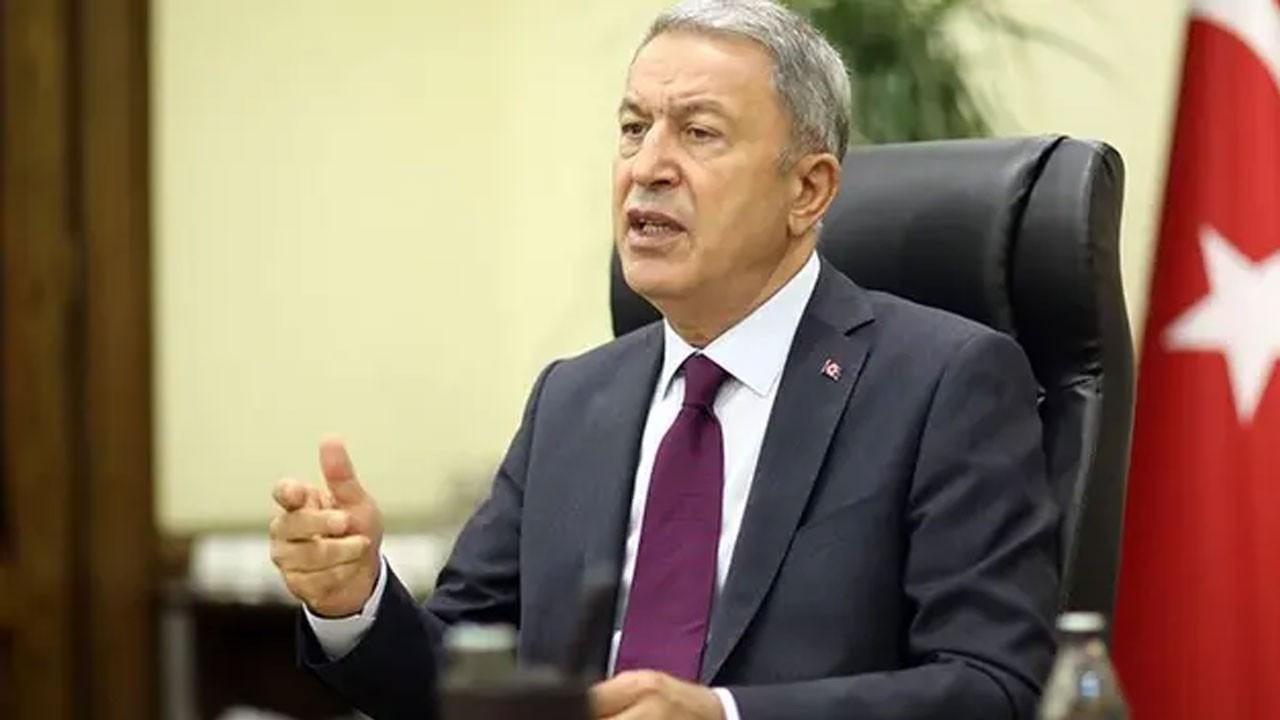 Bakan Akar açıkladı: Ruslarla ortak merkez açıldı