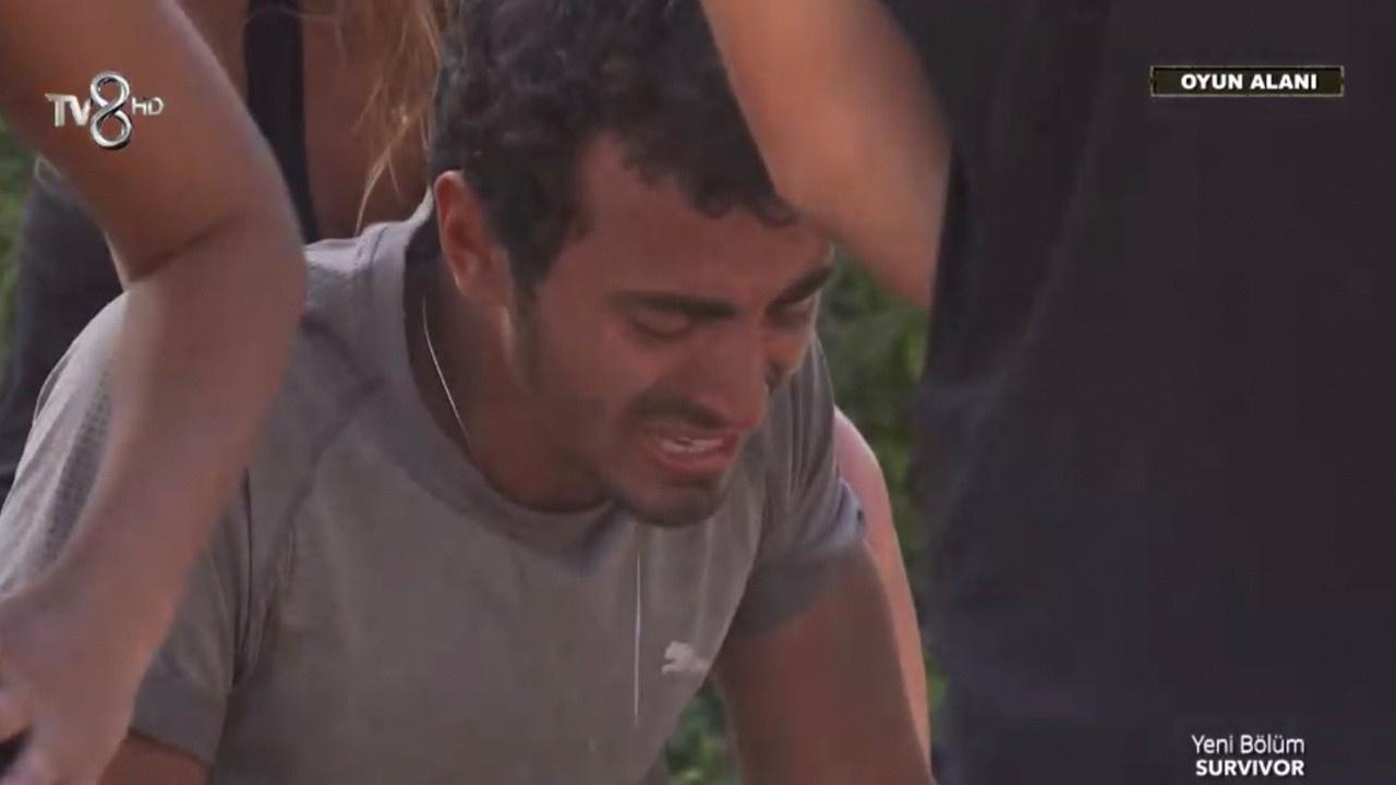 Survivor Emin diskalifiye edildi!