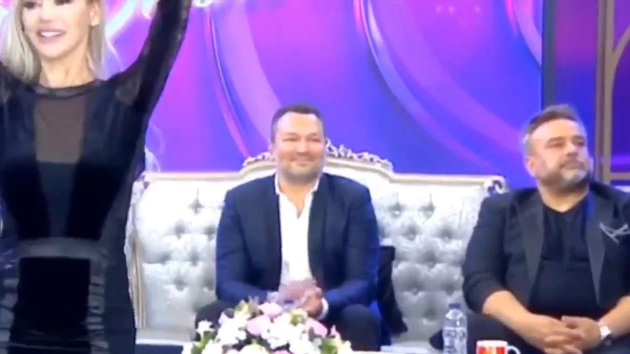 İbo Show'a Bülent Serttaş damgası! Olay oldu!