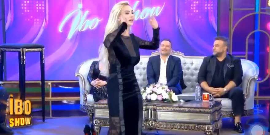 İbo Show'da Ali Sunal ve Bülent Serttaş'ın hareketi tepki topladı! - Sayfa 3