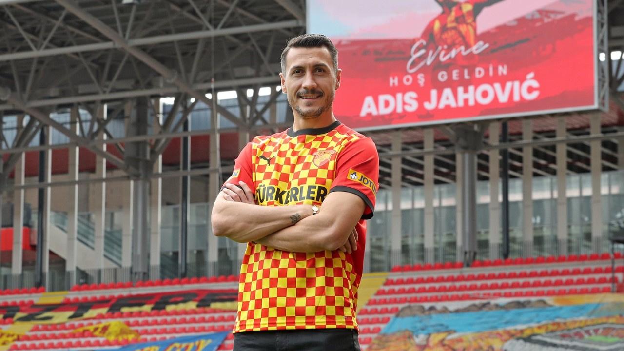 Adis Jahovic yuvasına geri döndü