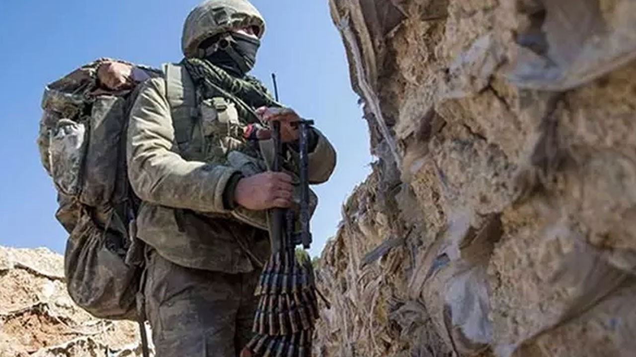İki PKK'lı ikna yoluyla teslim oldu