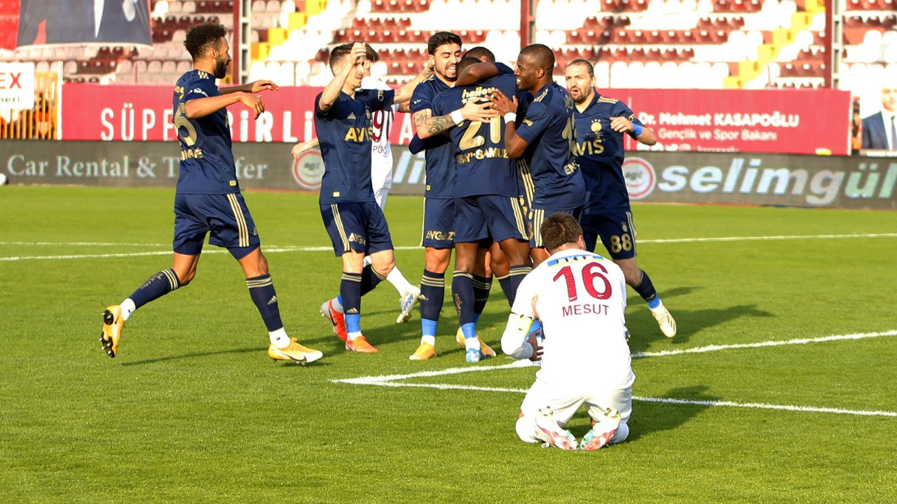 Fenerbahçe Altay'la kazandı