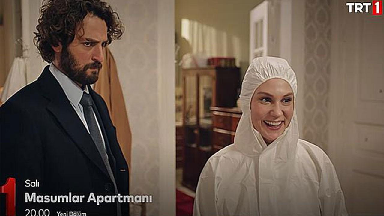 Masumlar Apartmanı 20. Bölüm izle