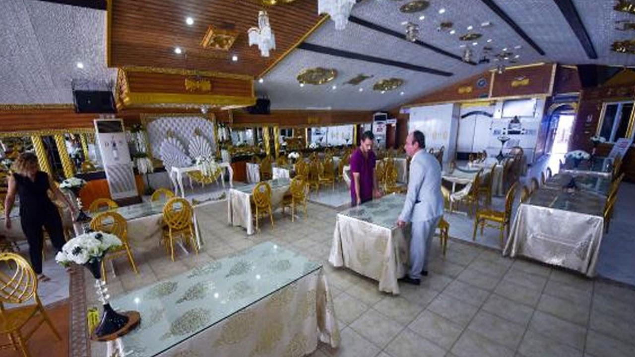 Düğünlerde 'gizli davetli' dönemi