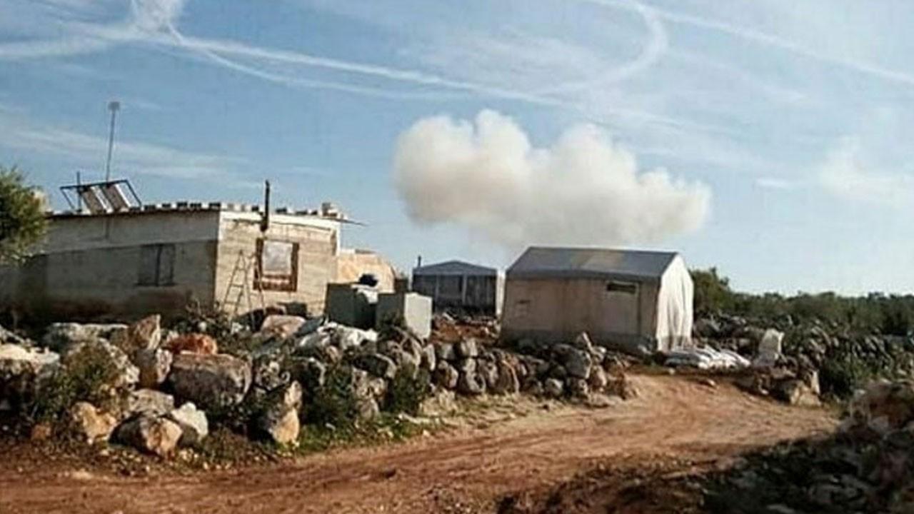 İdlib'e roketli saldırı! Ölü ve yaralılar var