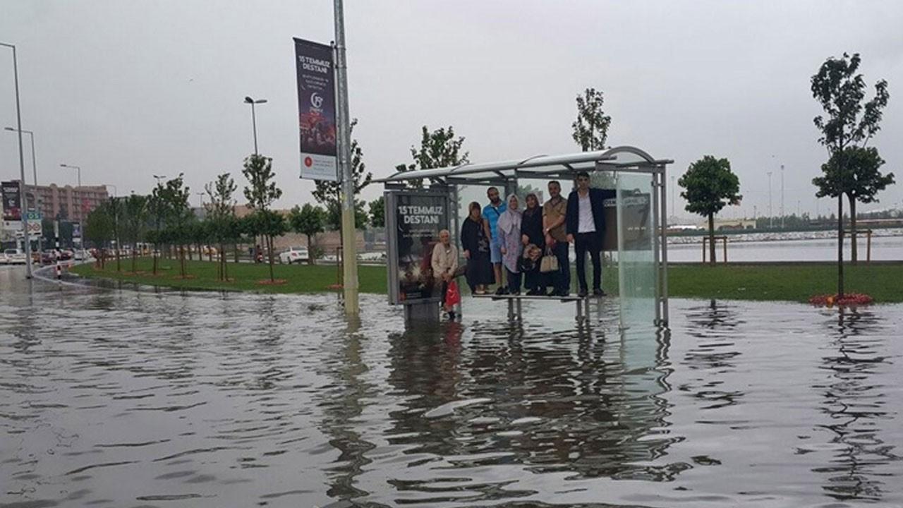 Meteoroloji uyardı; su baskınına dikkat!