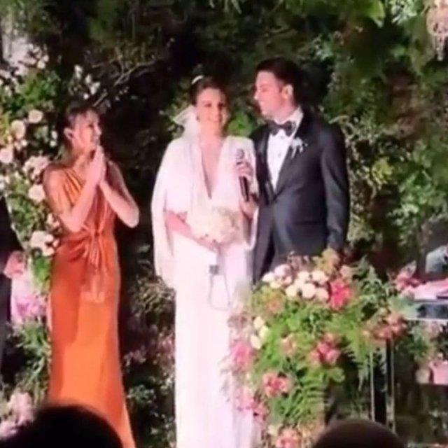 Aslışah Alkoçlar ve Kaan Demirağ evlendi! İşte nikah töreninden ilk görüntüler… - Sayfa 2
