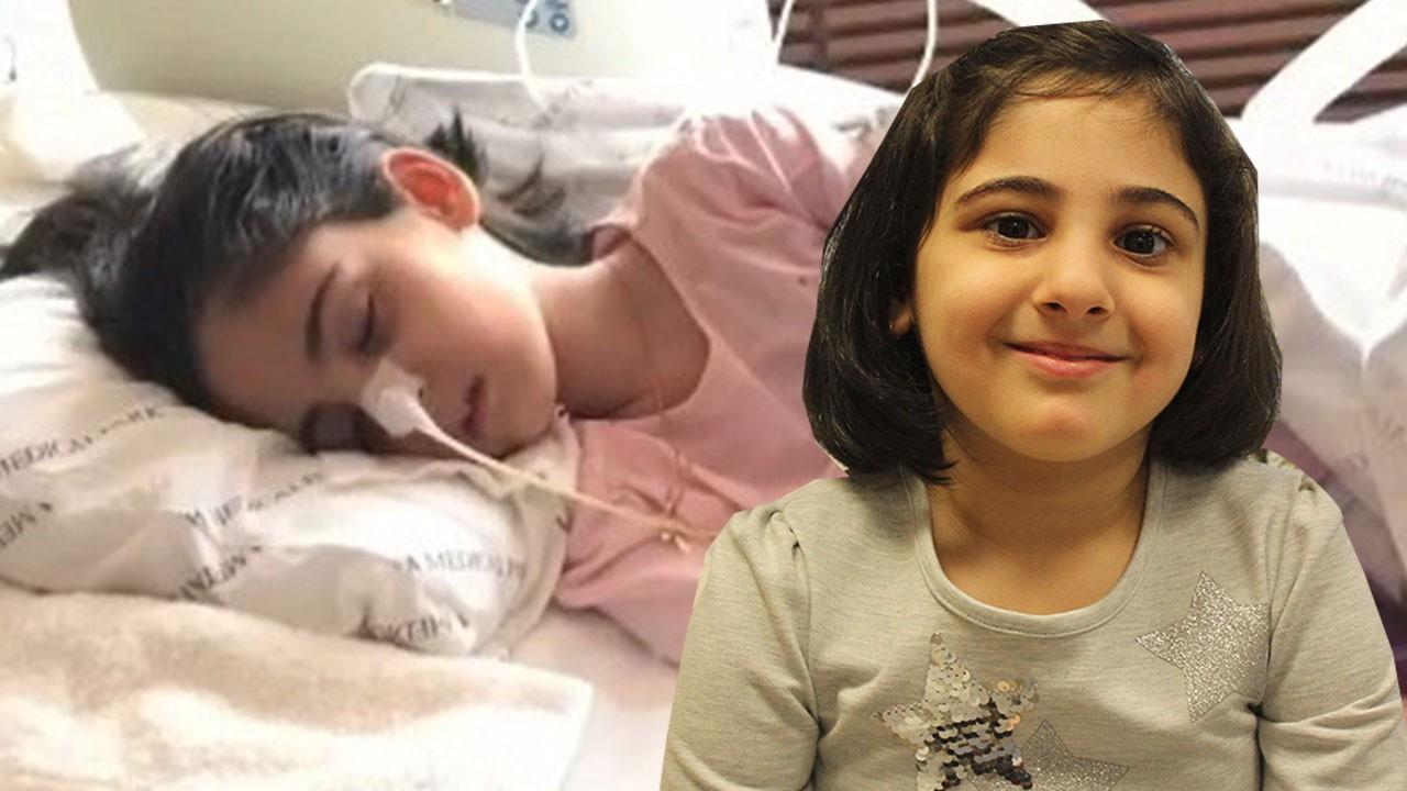 Sevindiren haber! Hastaneden yürüyerek çıktı