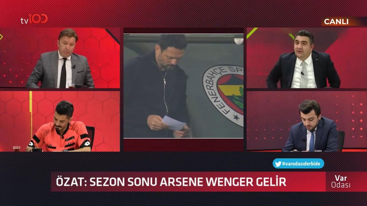 """""""Fenerbahçe'ye Arsene Wenger gelir"""""""