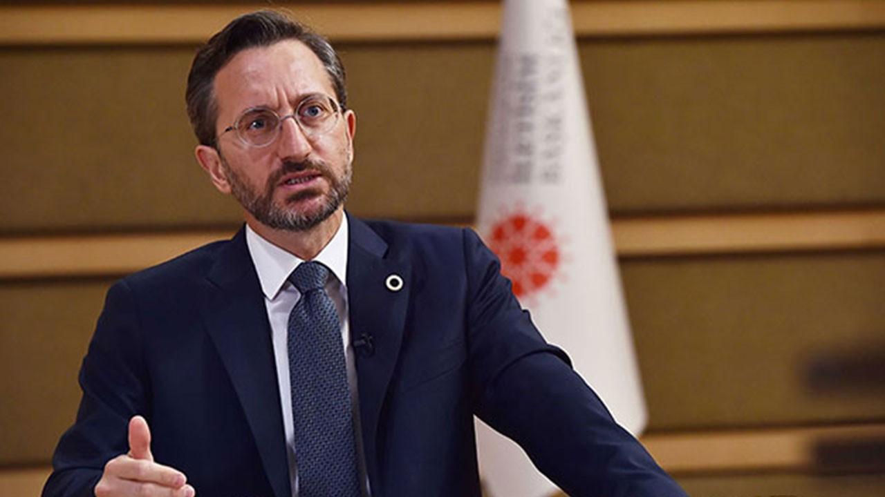 İletişim Başkanı Altun'dan HDP'ye tepki