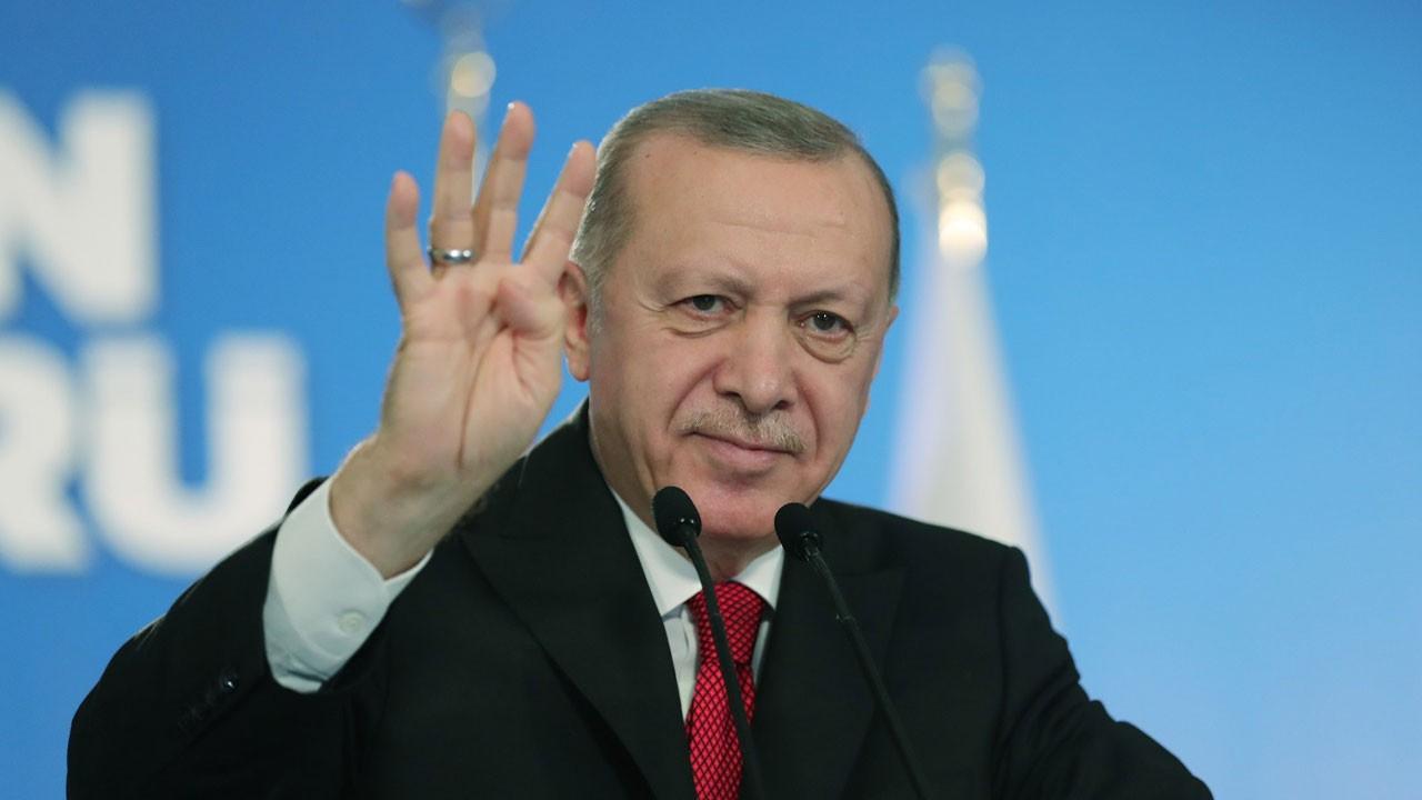 Erdoğan, çarşamba gününe işaret etti!