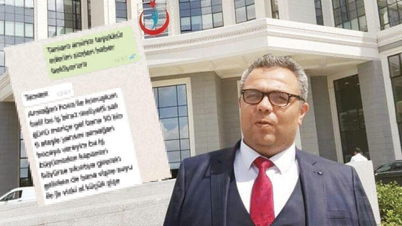Hastanede skandal rüşvet iddiası!