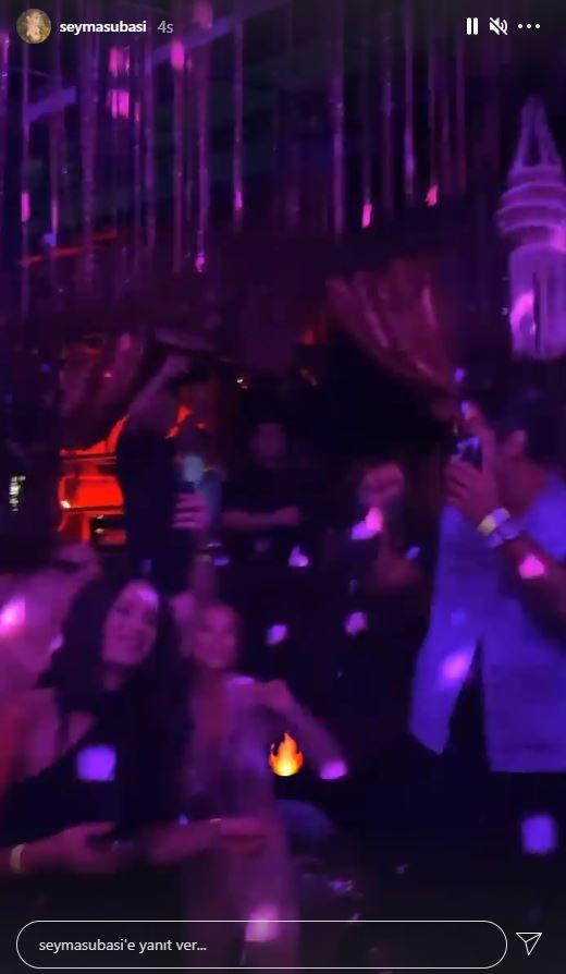 Şeyma Subaşı Mısırlı sevgilisi Mohammed Al Saloussi ile partide! - Sayfa 3