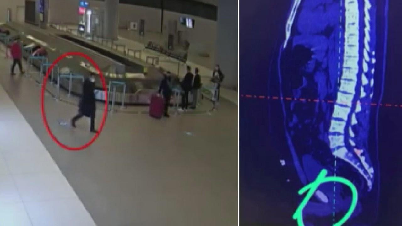 İranlı uyuşturucu kuryeler böyle yakalandı