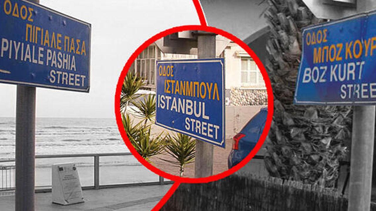 Rumlardan Türklere tahrik! Tek tek değiştiriyorlar