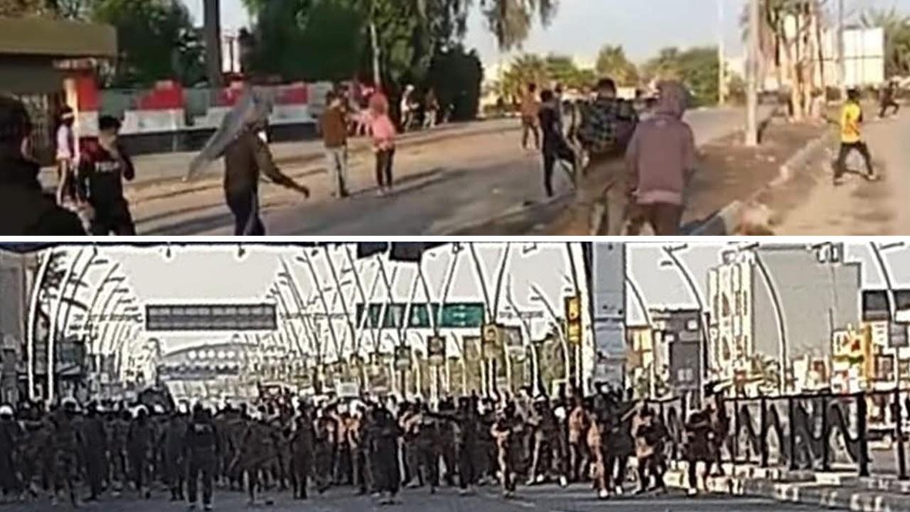 Irak'taki protestolarda 1 kişi hayatını kaybetti