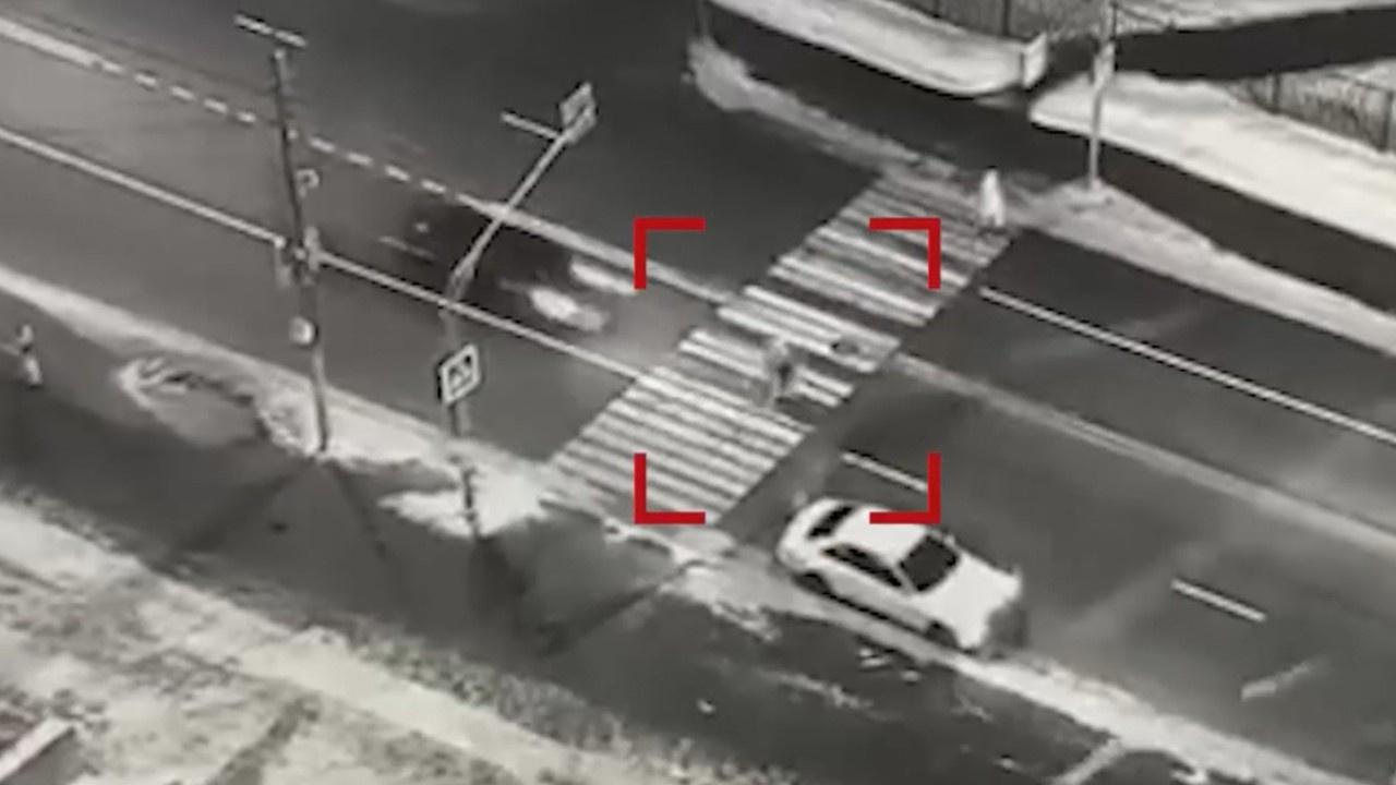 Yer: Rusya... Alkollü sürücü dehşet saçtı!