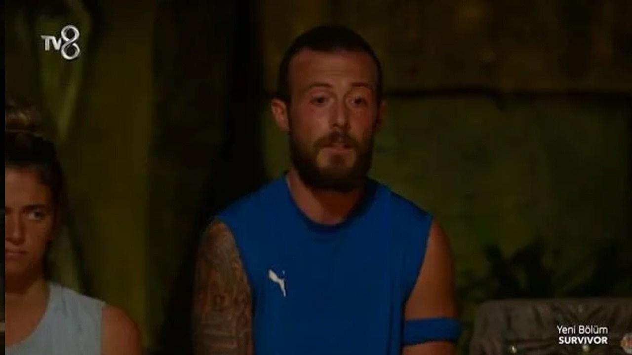 Survivor'a veda eden ismin son sözleri şoke etti!