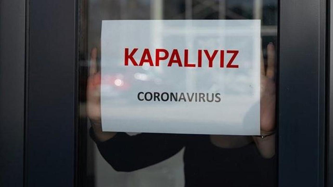 Salgın nedeniyle iş yeri kapanan esnafa 2 bin lira