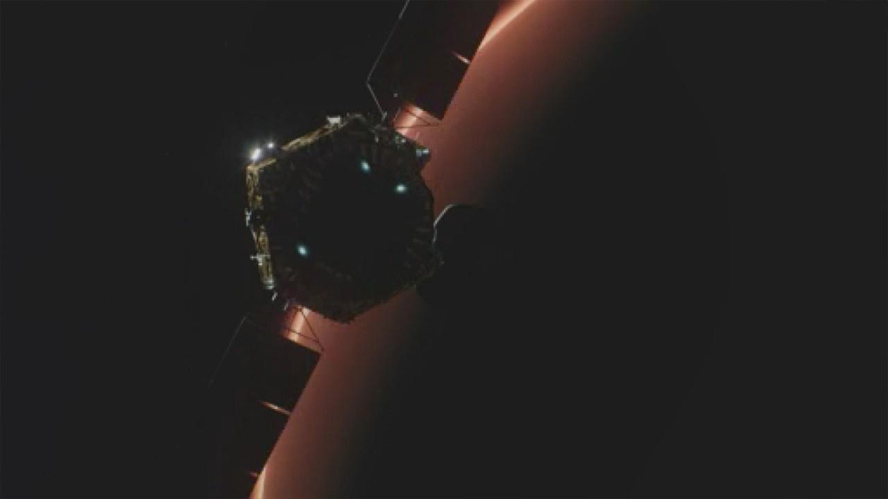 """""""Tianwen-1"""" keşif aracı Mars yörüngesine girdi"""