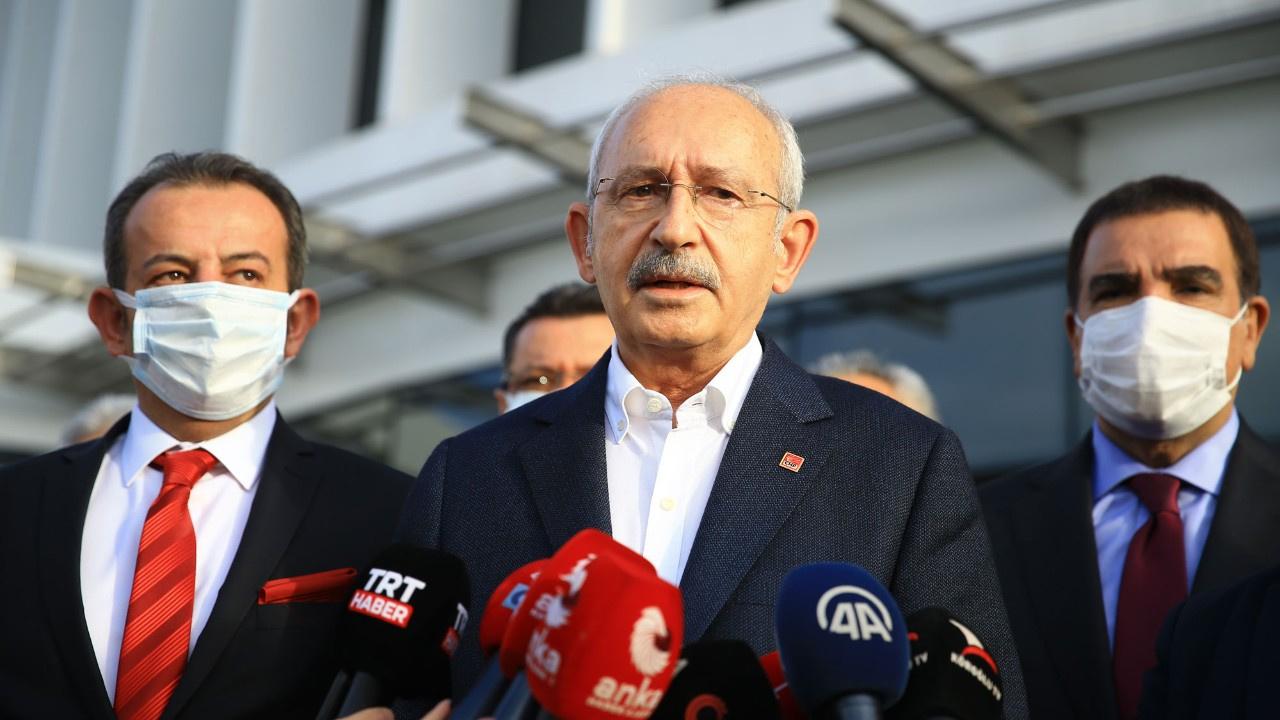 Kılıçdaroğlu STK'larla buluştu: Ayrıl kardeşim!