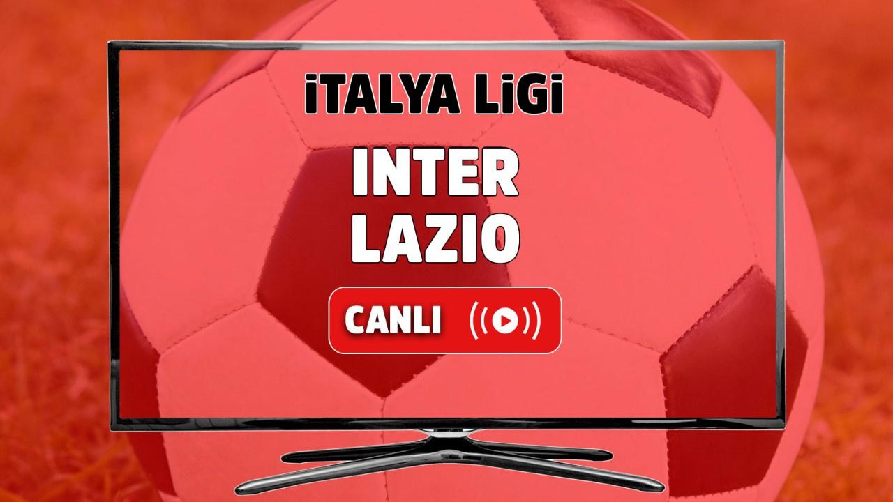 Inter - Lazio Canlı