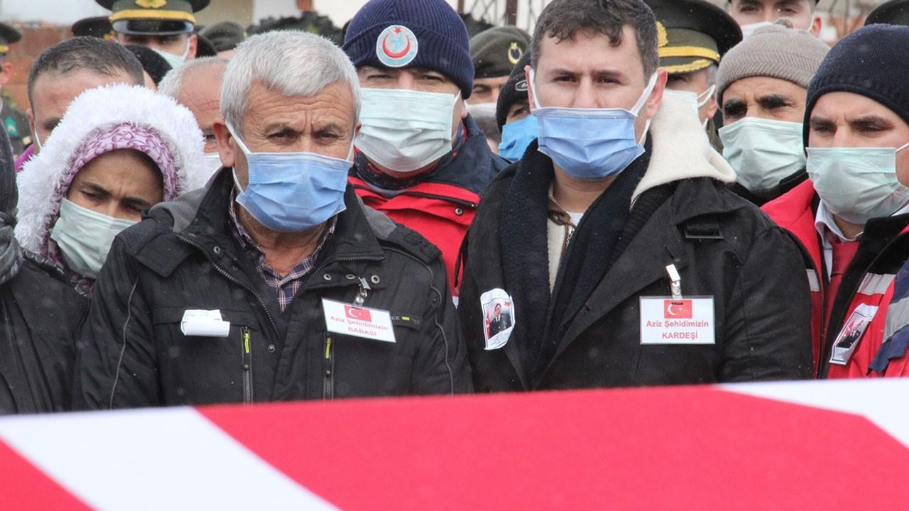 Uzman Jandarma Çavuş Ümit Gıcır'a son veda