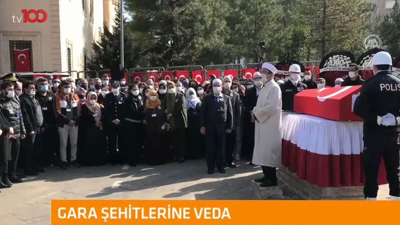Türkiye şehitlerini son yolculuğuna uğurluyor
