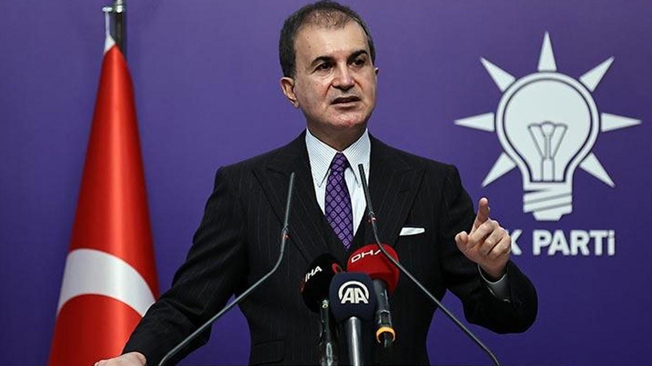 AK Parti Sözcüsü'nden Kılıçdaroğlu'na Gara tepkisi