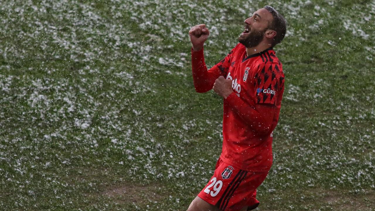 Beşiktaş Ankara'da 3 golle kazandı