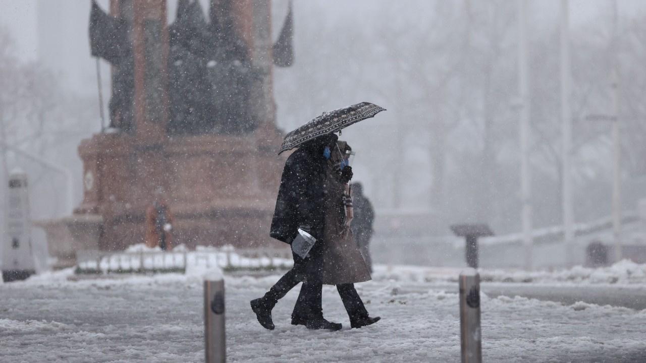 AKOM'dan son dakika İstanbul'da kar açıklaması