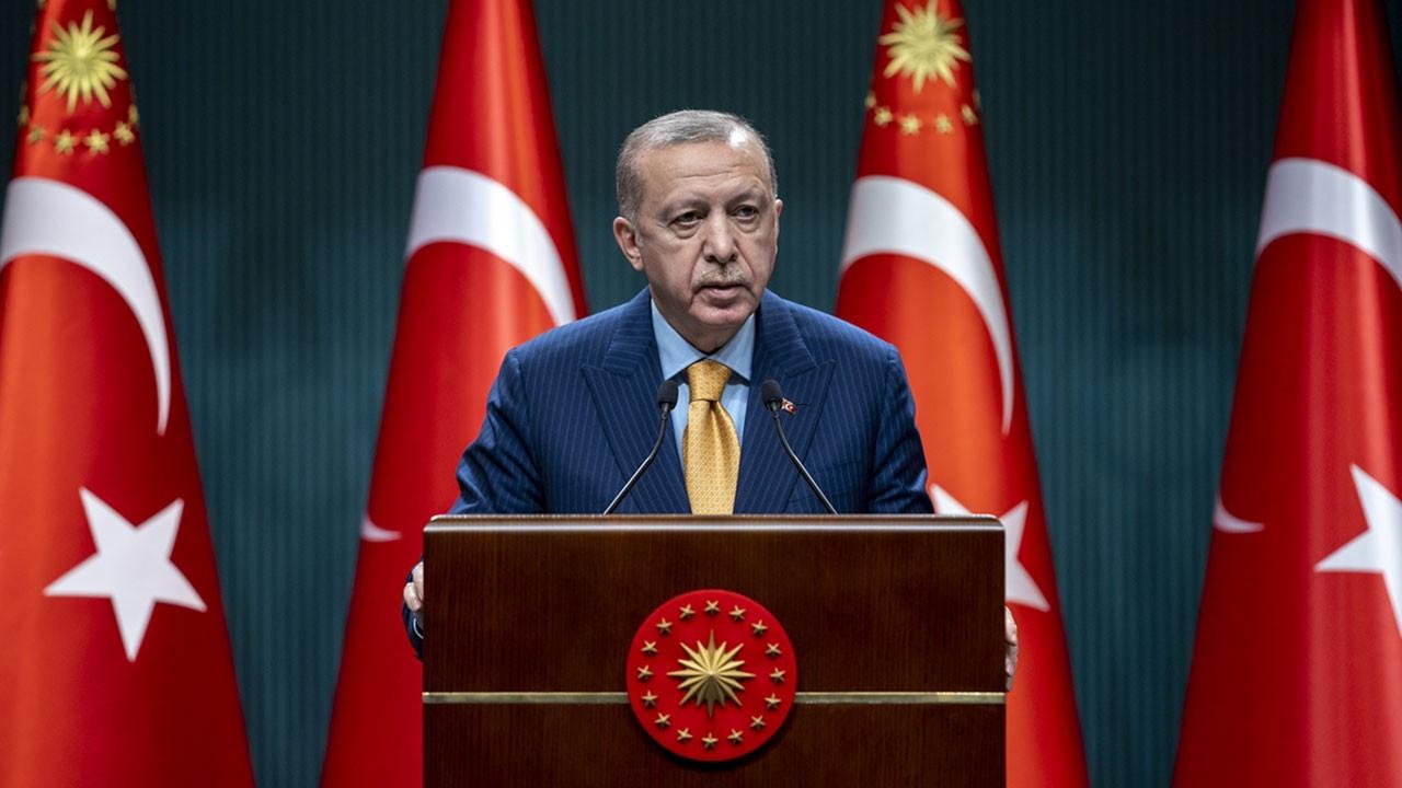 Cumhurbaşkanı Erdoğan'dan tarih verdi!