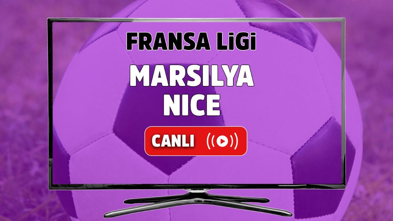 Marsilya - Nice Canlı