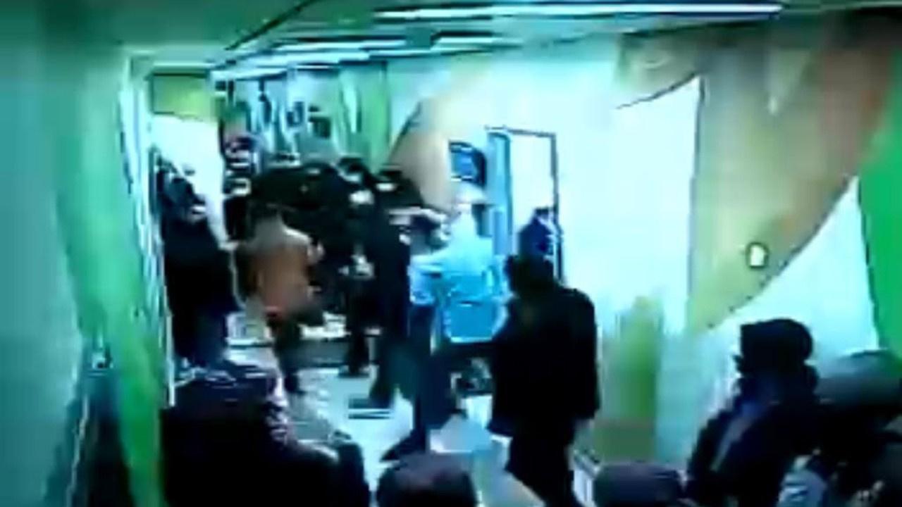 Polis kılık değiştirdi hastanede yakaladı